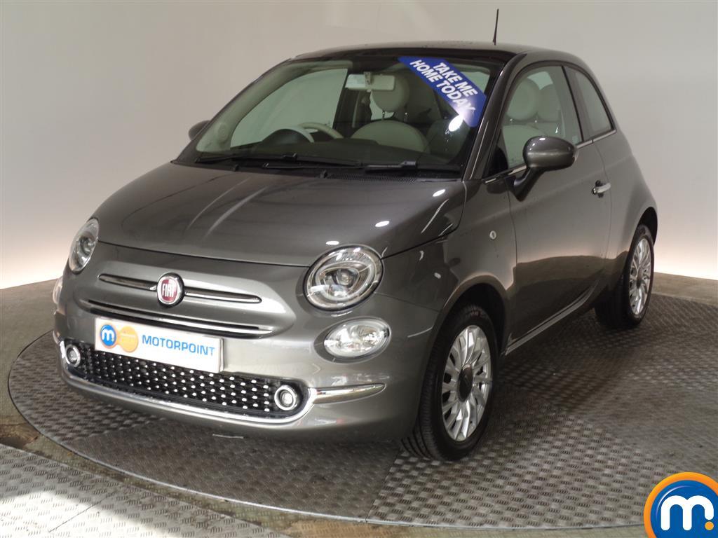Fiat 500 Lounge - Stock Number (944526) - Passenger side front corner