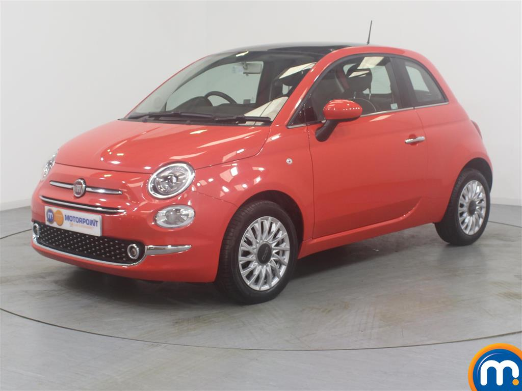 Fiat 500 Lounge - Stock Number (944476) - Passenger side front corner