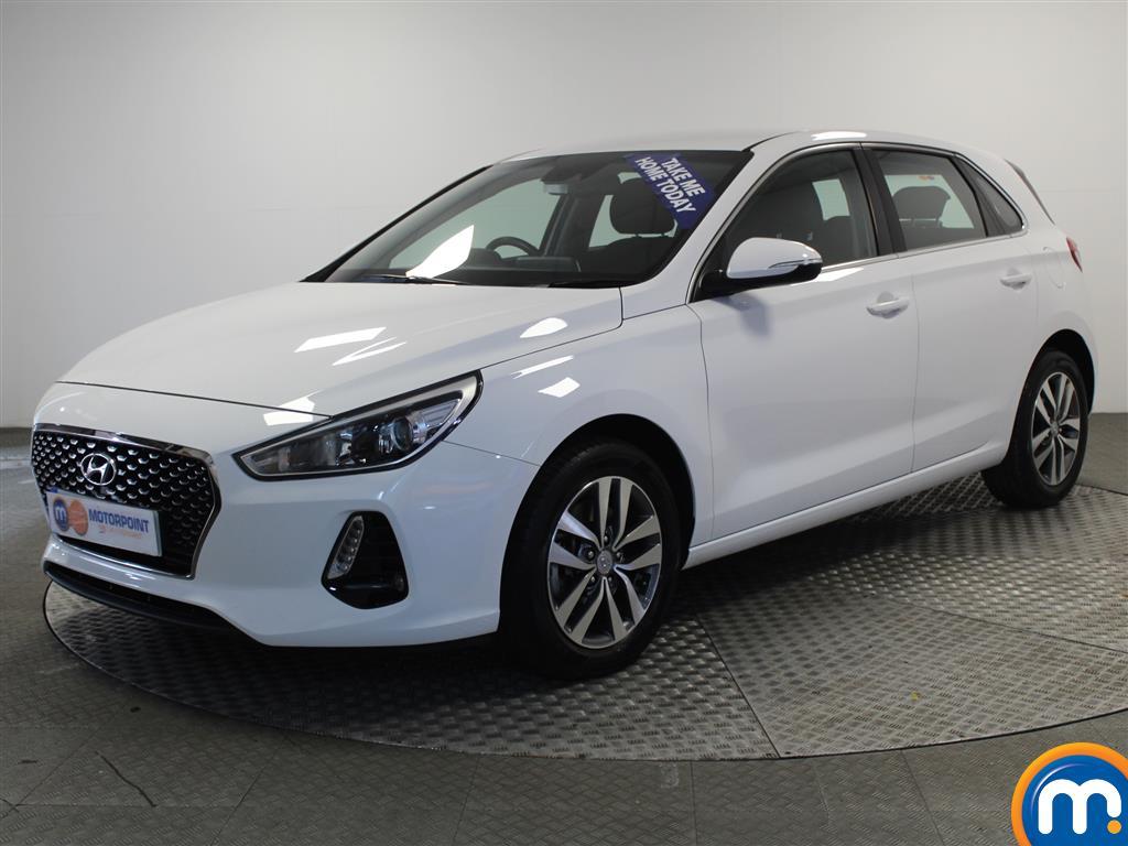 Hyundai I30 SE Nav - Stock Number (949189) - Passenger side front corner