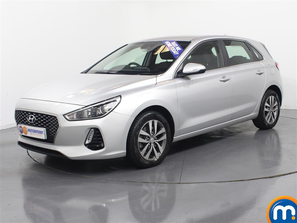 Hyundai I30 SE Nav - Stock Number (949184) - Passenger side front corner