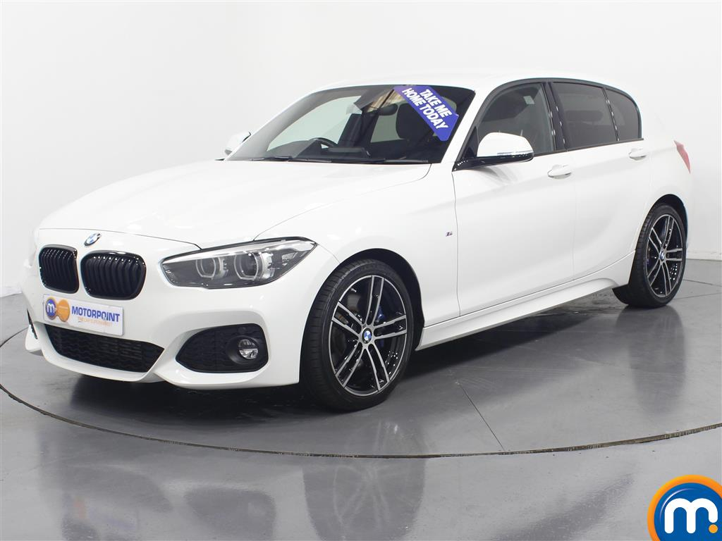 BMW 1 Series M Sport Shadow Edition - Stock Number (948724) - Passenger side front corner