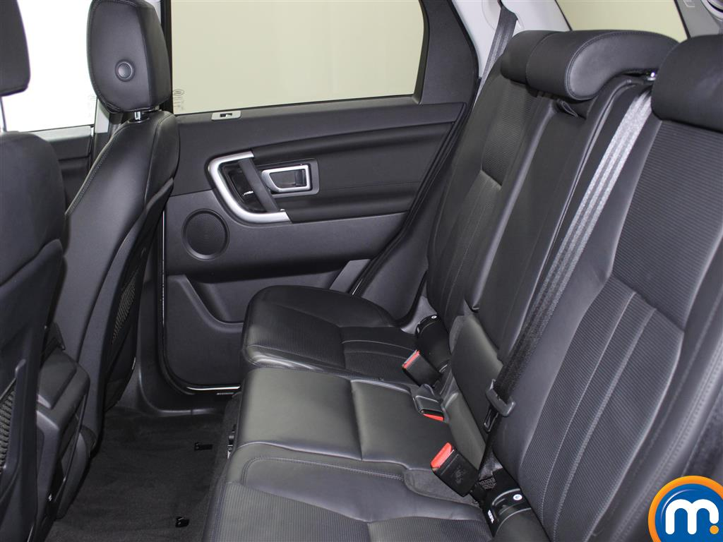 Land Rover Discovery Sport Hse Black Automatic Diesel 4X4 - Stock Number (953334) - 2nd supplementary image