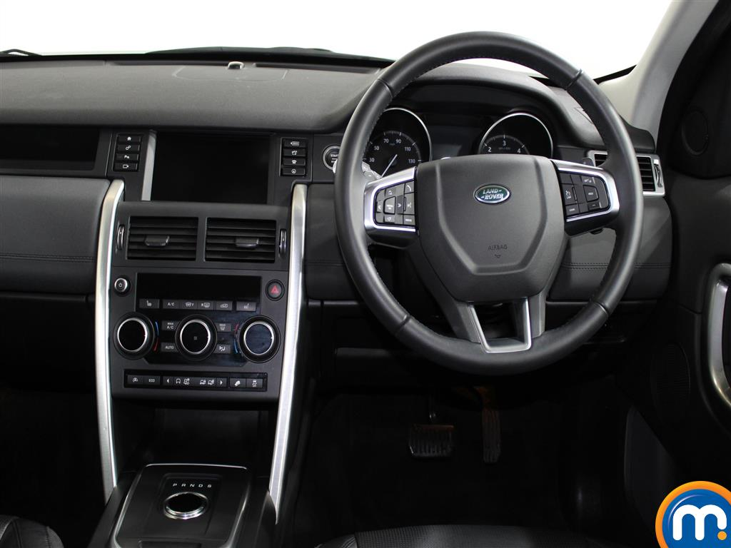 Land Rover Discovery Sport Hse Black Automatic Diesel 4X4 - Stock Number (953334) - 3rd supplementary image