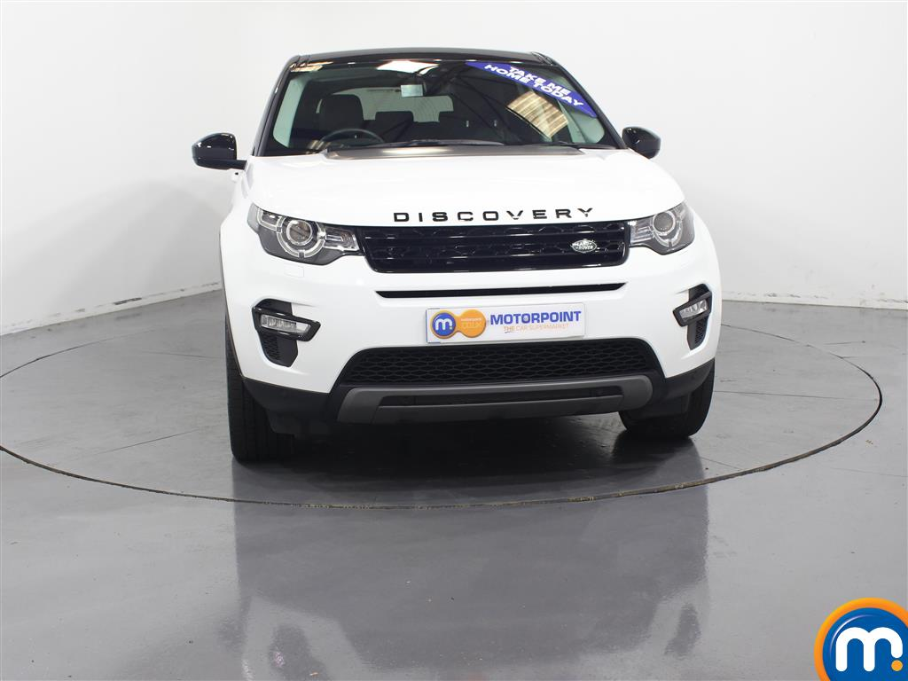 Land Rover Discovery Sport Hse Black Automatic Diesel 4X4 - Stock Number (953334) - Front bumper