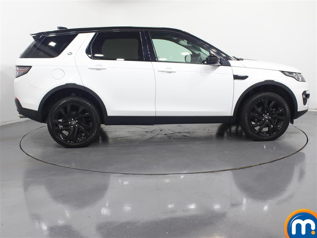 Land Rover Discovery Sport Hse Black Automatic Diesel 4X4 - Stock Number (953334) - Drivers side