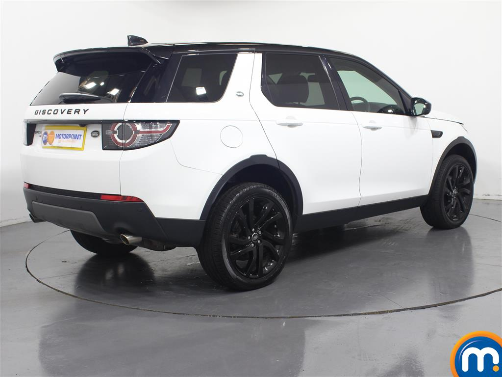 Land Rover Discovery Sport Hse Black Automatic Diesel 4X4 - Stock Number (953334) - Drivers side rear corner