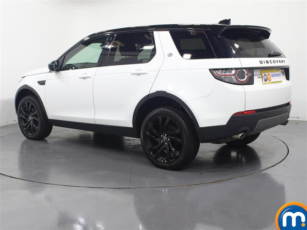 Land Rover Discovery Sport Hse Black Automatic Diesel 4X4 - Stock Number (953334) - Passenger side rear corner