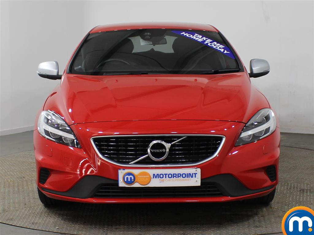 Volvo V40 R Design Pro Manual Diesel Hatchback - Stock Number (951725) - Front bumper
