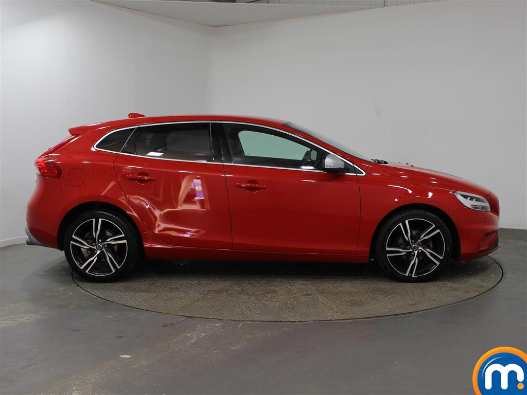 Volvo V40 R Design Pro Manual Diesel Hatchback - Stock Number (951725) - Drivers side