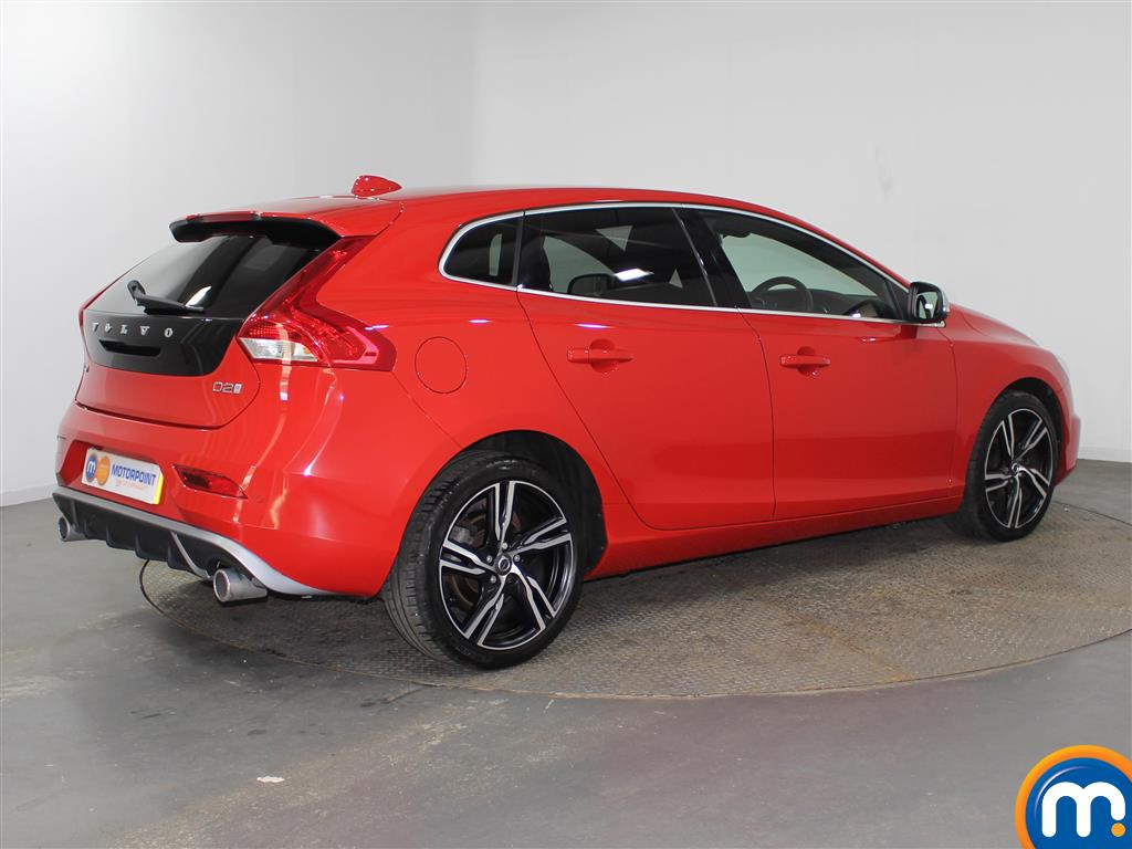 Volvo V40 R Design Pro Manual Diesel Hatchback - Stock Number (951725) - Drivers side rear corner