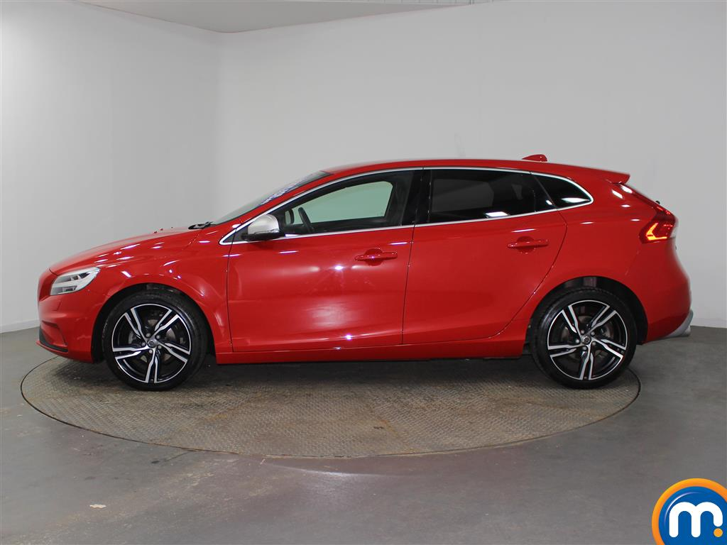 Volvo V40 R Design Pro Manual Diesel Hatchback - Stock Number (951725) - Passenger side
