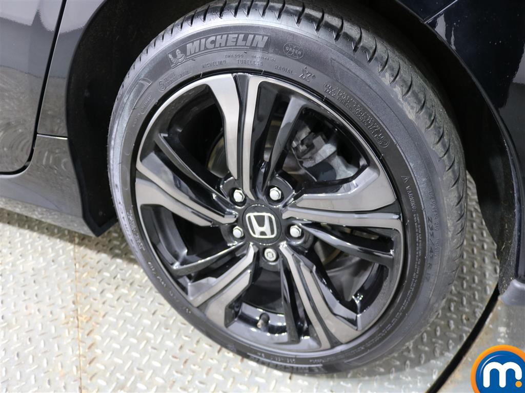 Honda Civic Hatchback 1.0 Vtec Turbo Sr 5Dr