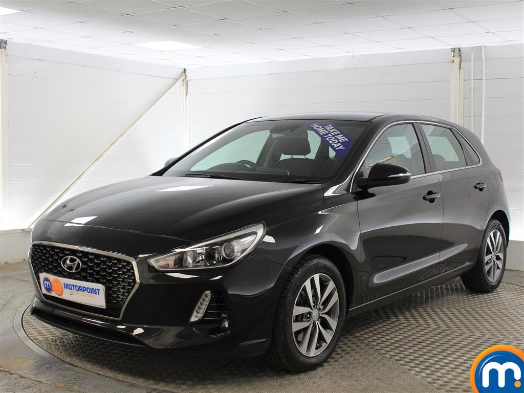 Hyundai I30 SE Nav - Stock Number (949167) - Passenger side front corner