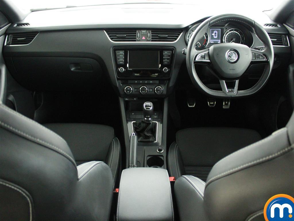 Skoda Octavia Diesel Hatchback 2.0 Tdi Cr Vrs 5Dr
