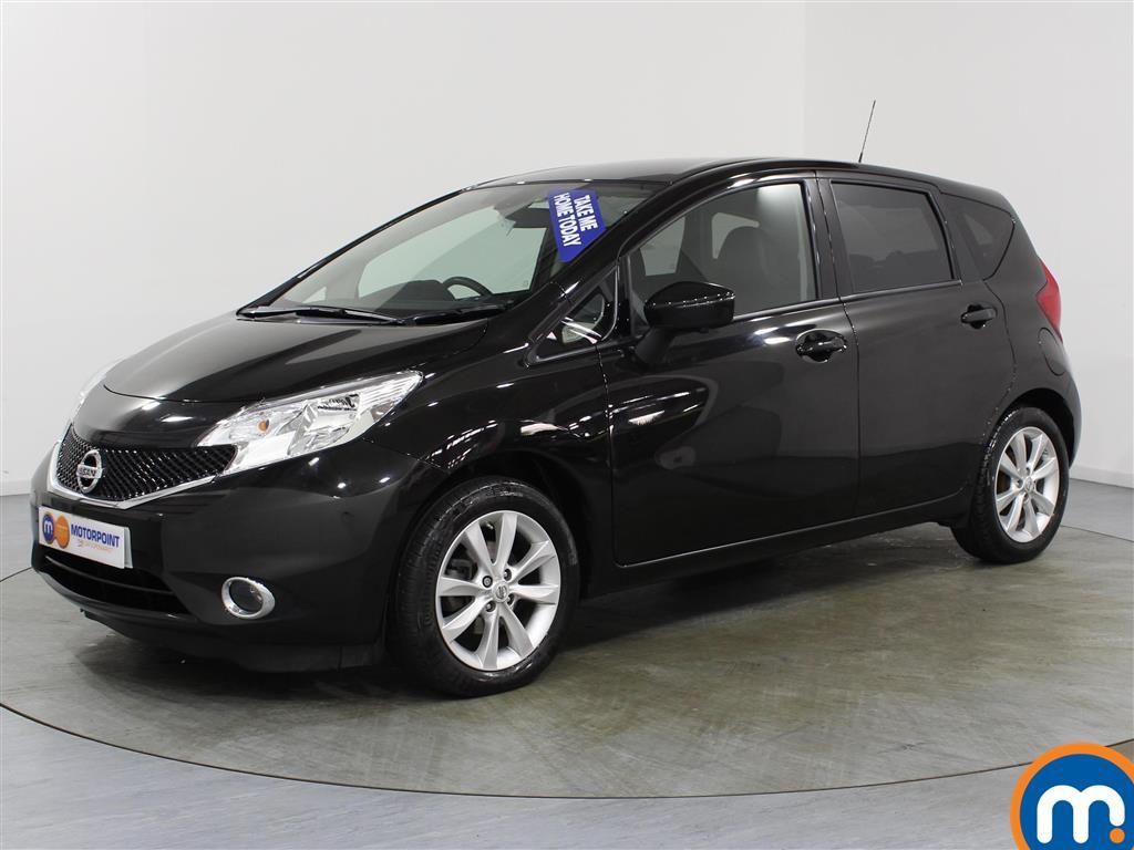 Nissan Note Tekna - Stock Number (952431) - Passenger side front corner