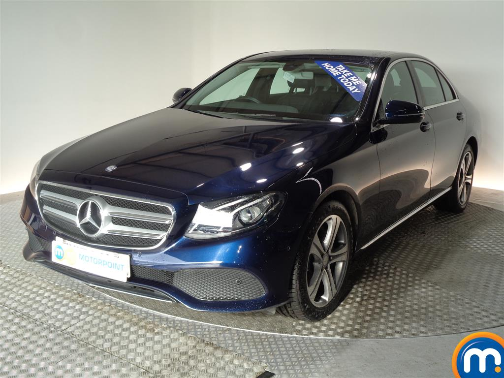 Mercedes-Benz E Class SE - Stock Number (954228) - Passenger side front corner