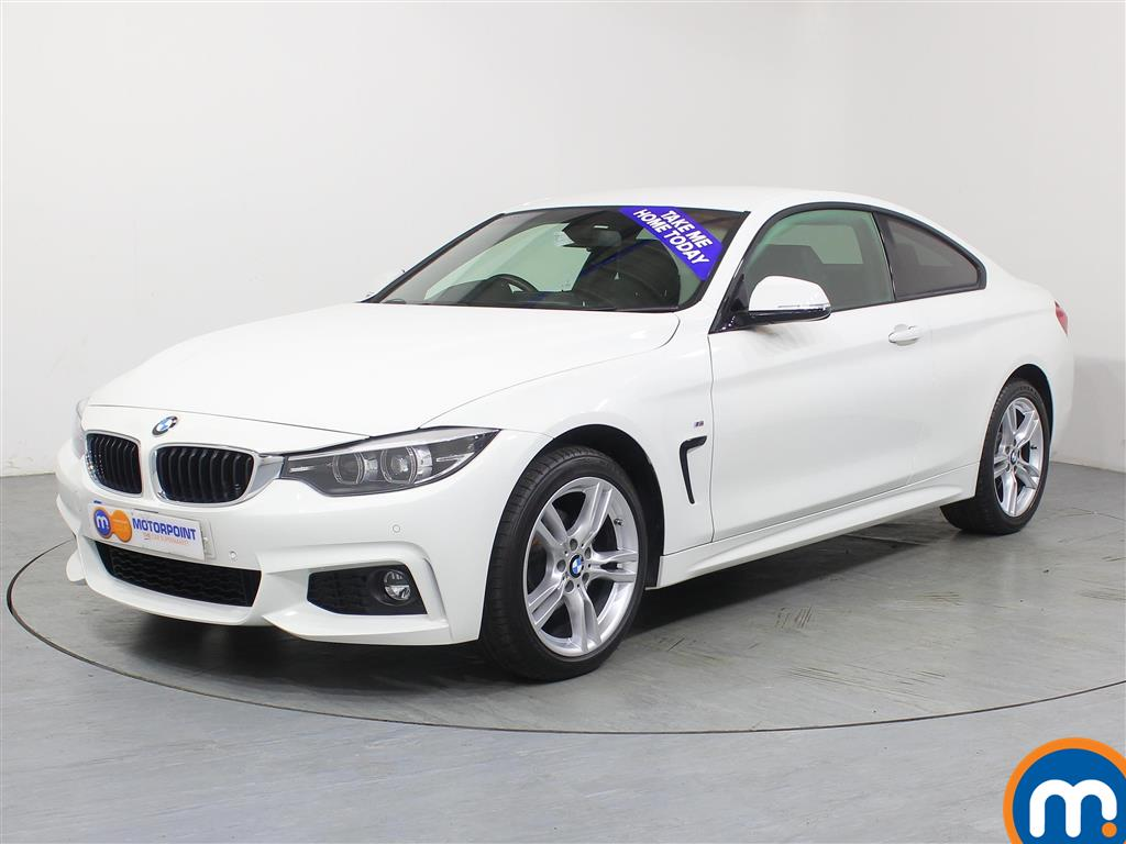 BMW 4 Series M Sport - Stock Number (948477) - Passenger side front corner