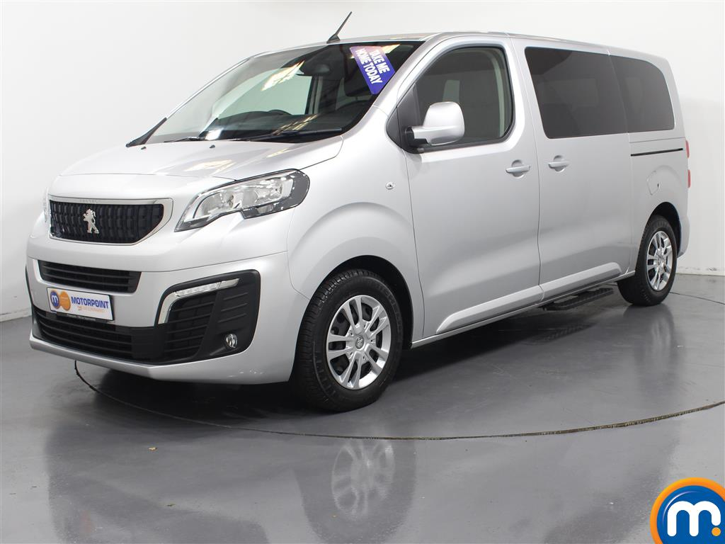 Peugeot Traveller Business - Stock Number (952844) - Passenger side front corner