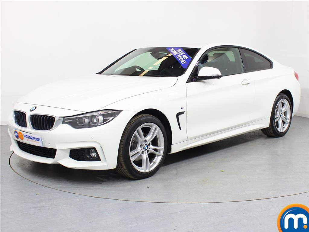BMW 4 Series M Sport - Stock Number (948475) - Passenger side front corner
