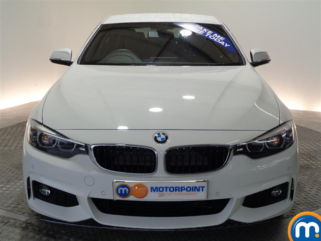 BMW 4 Series M Sport Automatic Petrol Coupe - Stock Number (948478) - Front bumper