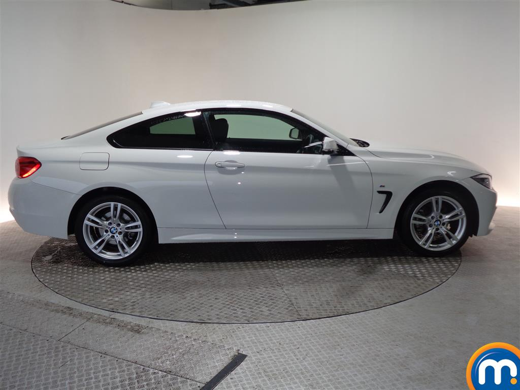 BMW 4 Series M Sport Automatic Petrol Coupe - Stock Number (948478) - Drivers side
