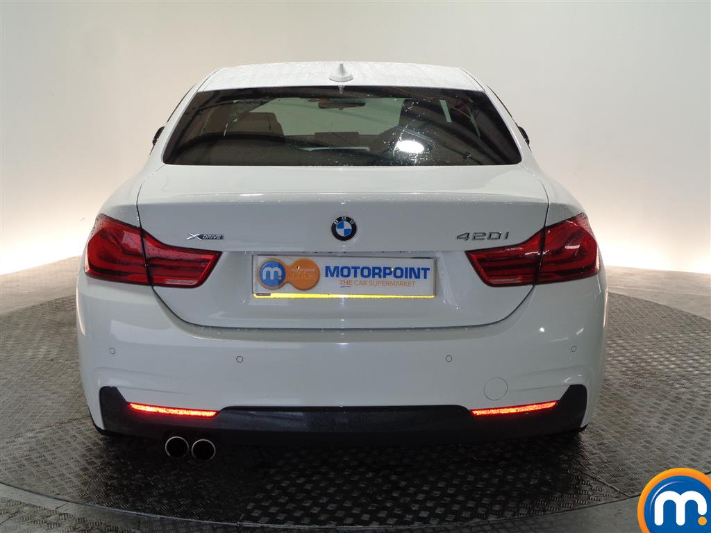 BMW 4 Series M Sport Automatic Petrol Coupe - Stock Number (948478) - Rear bumper