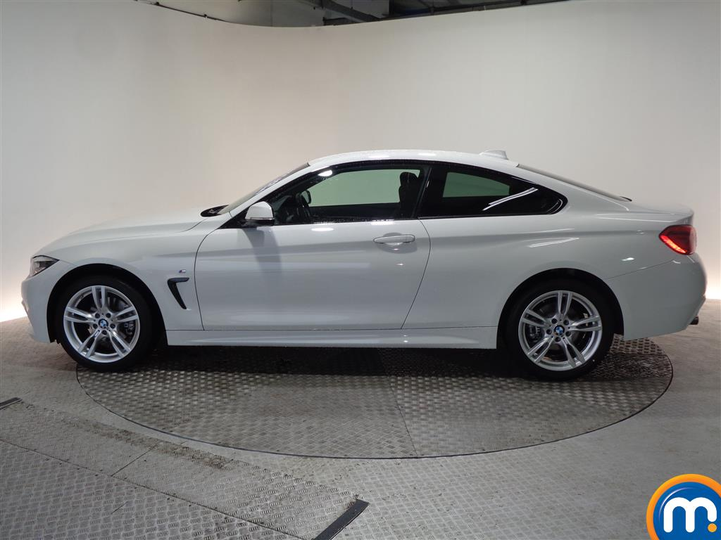 BMW 4 Series M Sport Automatic Petrol Coupe - Stock Number (948478) - Passenger side