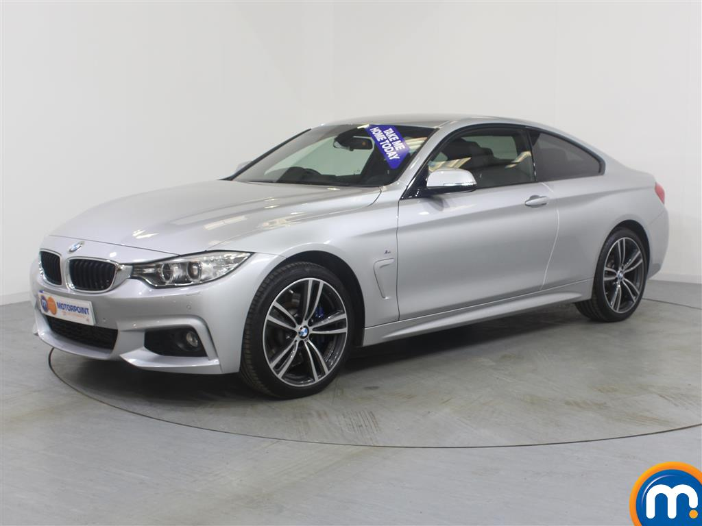BMW 4 Series M Sport - Stock Number (949648) - Passenger side front corner