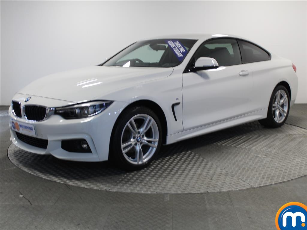 BMW 4 Series M Sport - Stock Number (948492) - Passenger side front corner