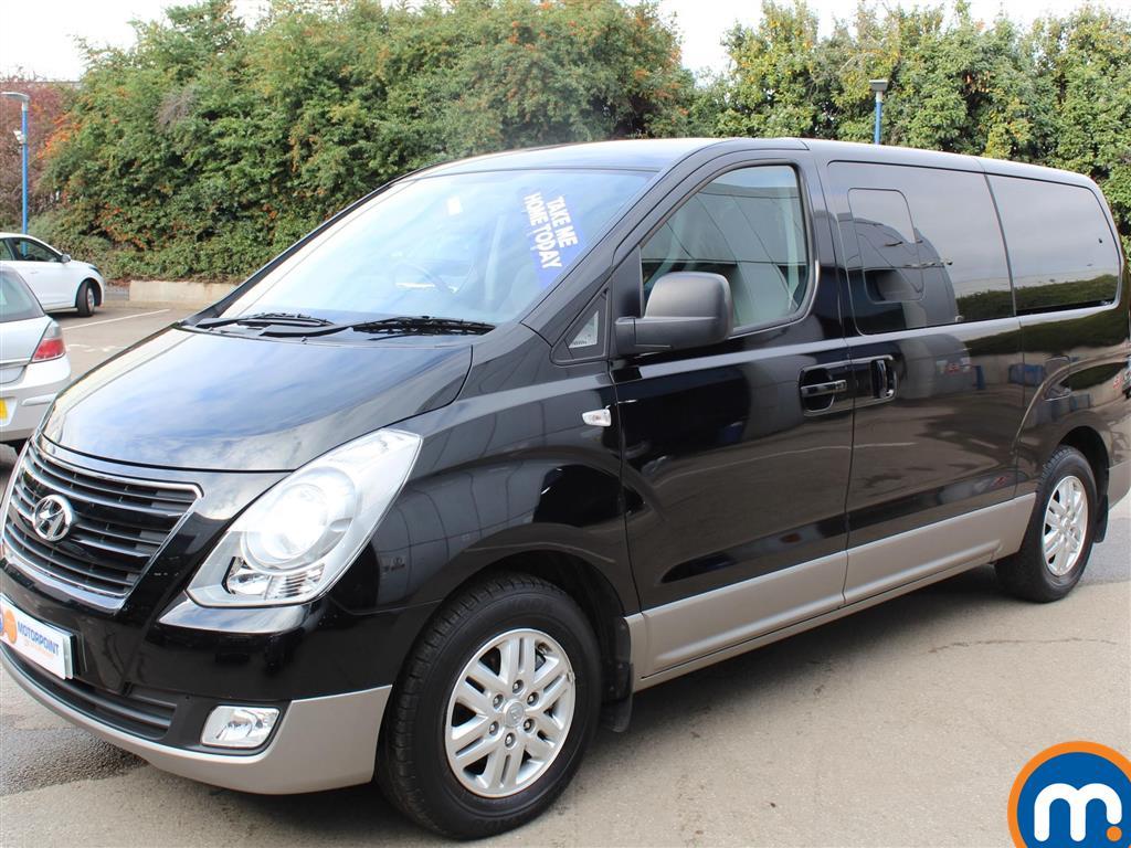 Hyundai I800 SE Nav - Stock Number (950069) - Passenger side front corner