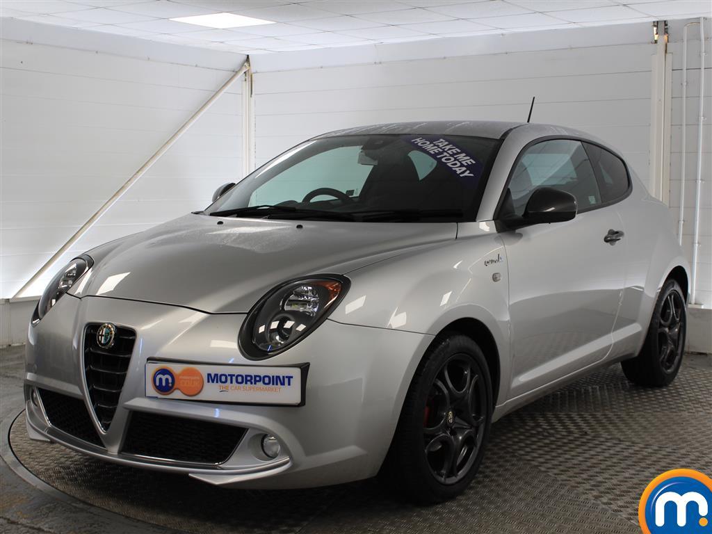 Alfa Romeo Mito QV Line - Stock Number (955568) - Passenger side front corner