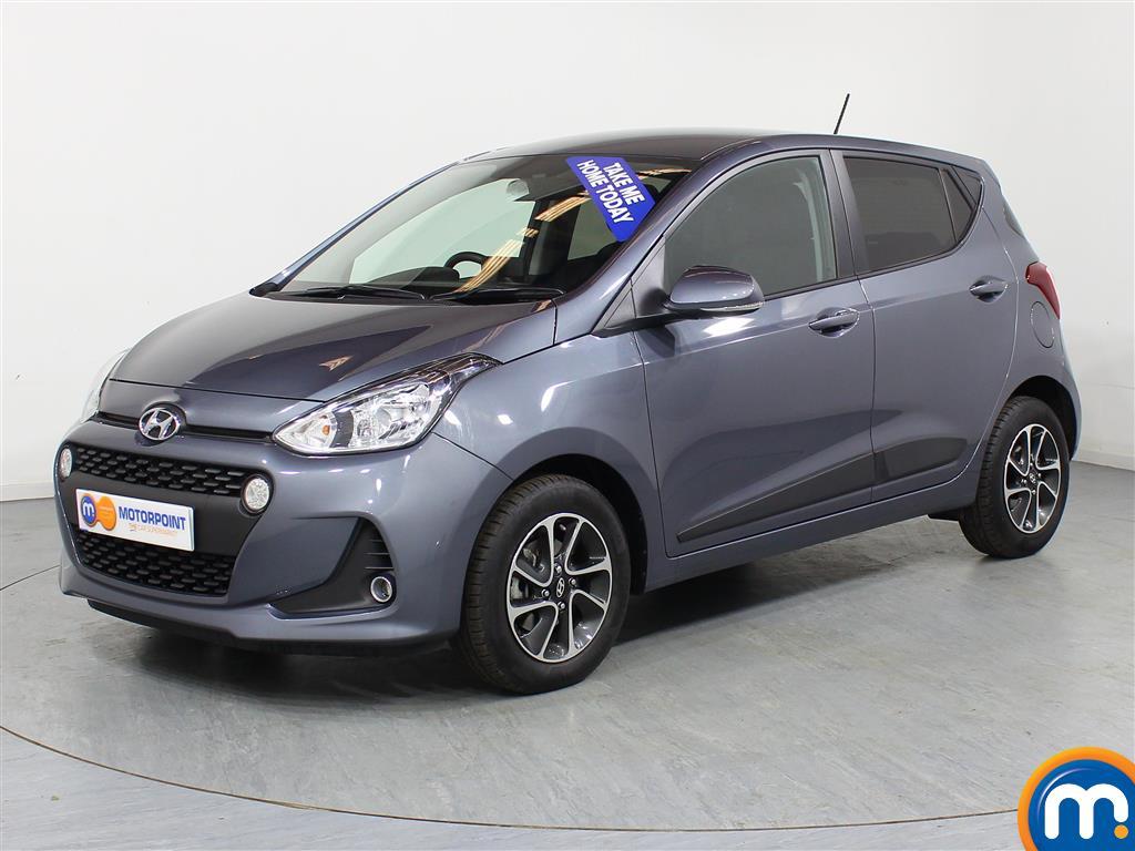 Hyundai I10 Premium - Stock Number (948008) - Passenger side front corner
