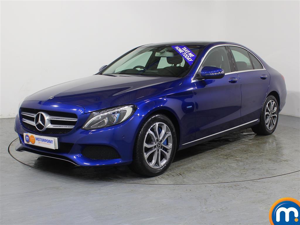 Mercedes-Benz C Class Sport - Stock Number (954084) - Passenger side front corner
