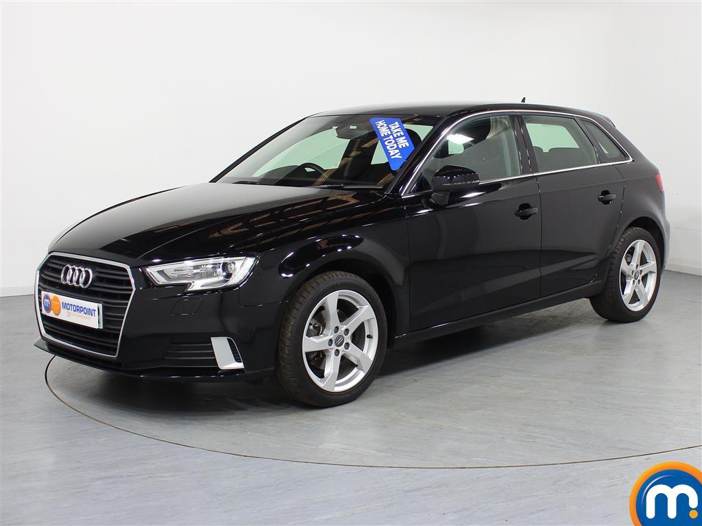 Audi A3 Sport - Stock Number (943834) - Passenger side front corner
