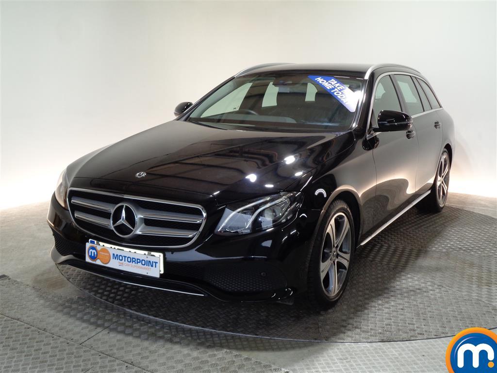 Mercedes-Benz E Class SE - Stock Number (954174) - Passenger side front corner