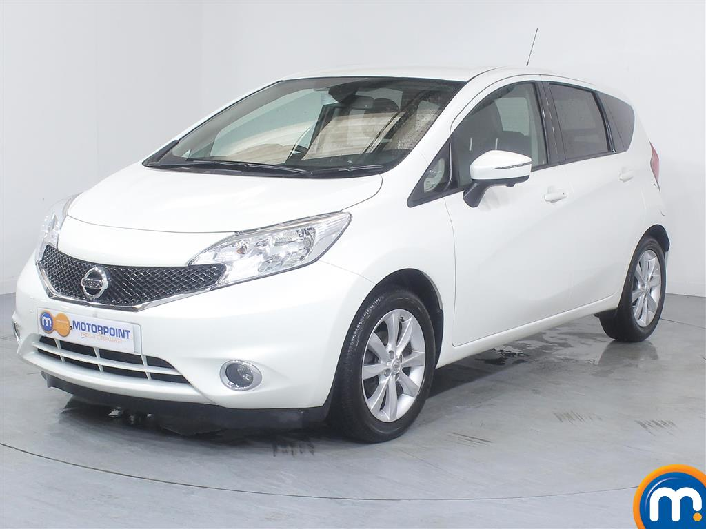 Nissan Note Tekna - Stock Number (956000) - Passenger side front corner