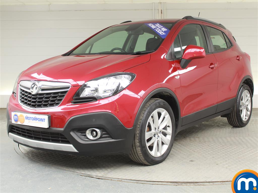 Used Vauxhall Mokka Cars For Sale Motorpoint Car Supermarket Small Exclusiv