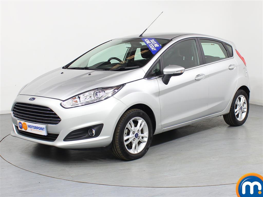 Ford Fiesta Zetec - Stock Number (955658) - Passenger side front corner