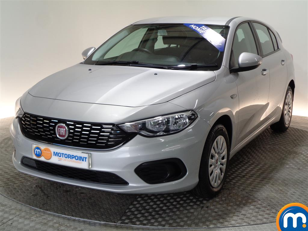 Fiat Tipo Easy - Stock Number (955079) - Passenger side front corner