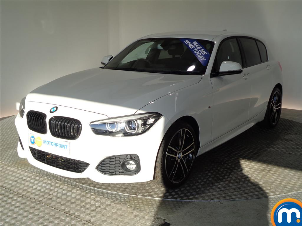 BMW 1 Series M Sport Shadow Edition - Stock Number (953136) - Passenger side front corner