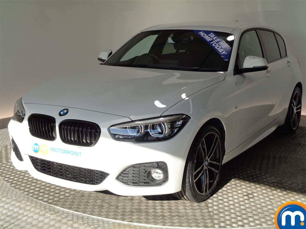 BMW 1 Series M Sport Shadow Edition - Stock Number (951606) - Passenger side front corner