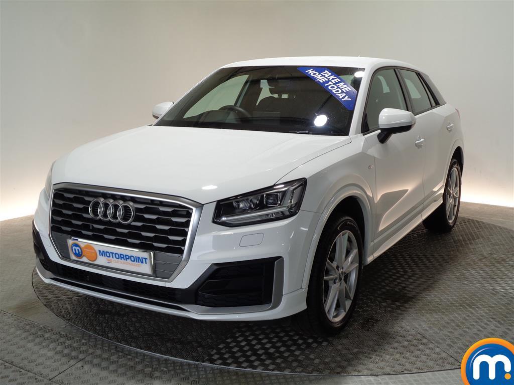 Audi Q2 S Line - Stock Number (958648) - Passenger side front corner