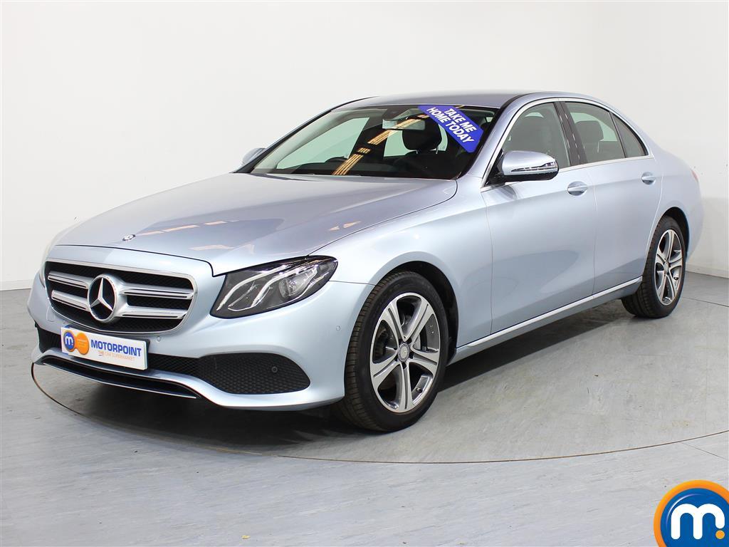 Mercedes-Benz E Class SE - Stock Number (954249) - Passenger side front corner