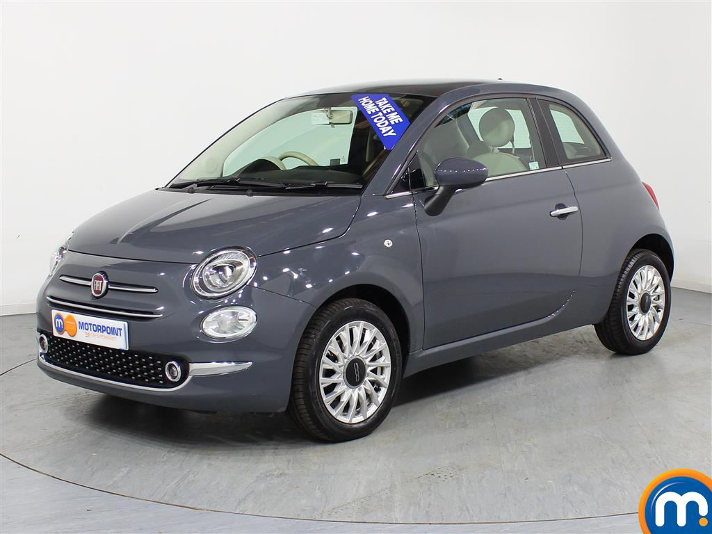 Fiat 500 Lounge - Stock Number (955712) - Passenger side front corner