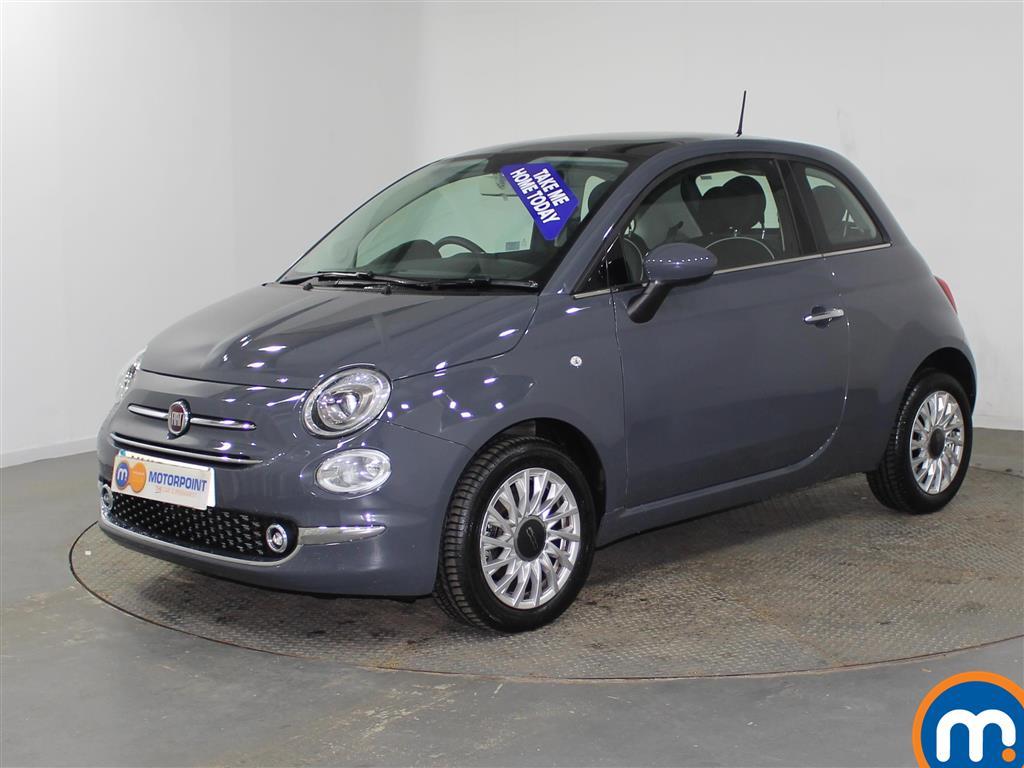 Fiat 500 Lounge - Stock Number (955713) - Passenger side front corner