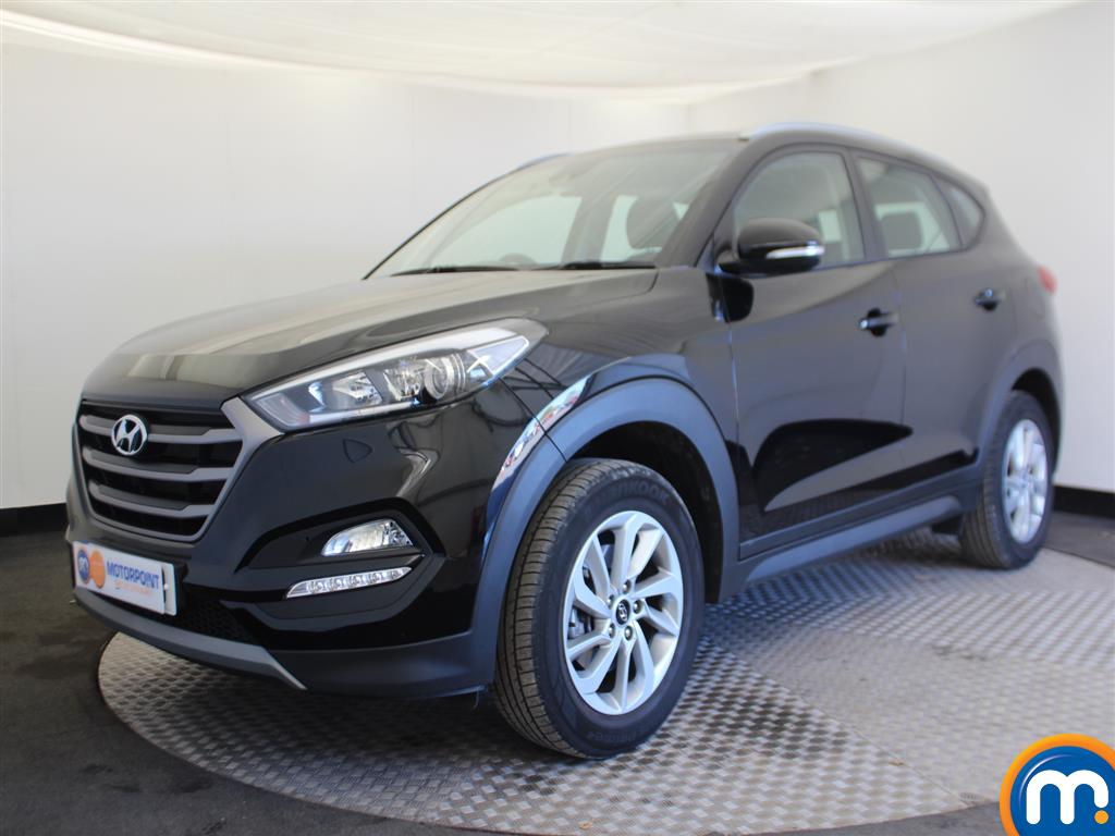 Hyundai Tucson Estate