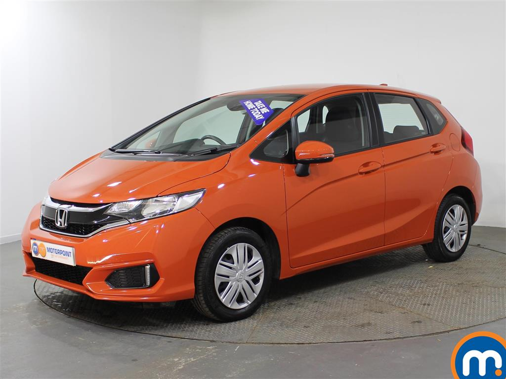 Honda Jazz S Manual Petrol Hatchback - Stock Number (955636) - Passenger side front corner