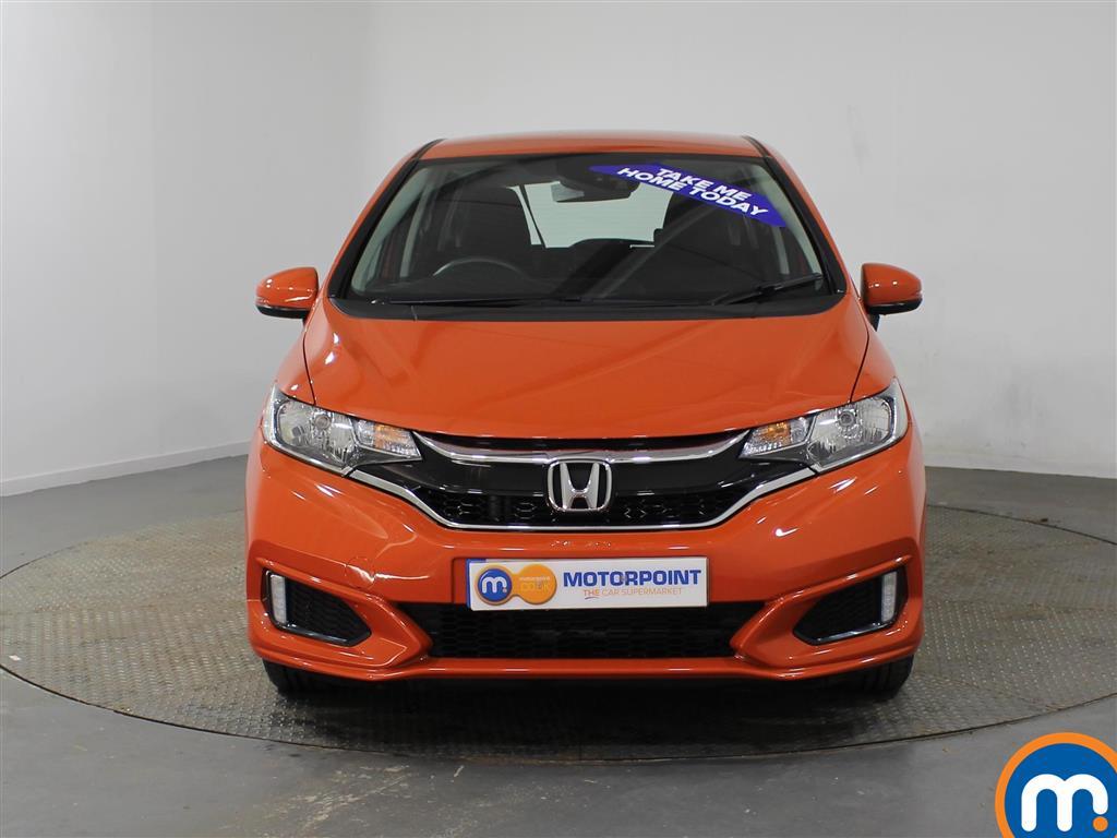 Honda Jazz S Manual Petrol Hatchback - Stock Number (955636) - Front bumper