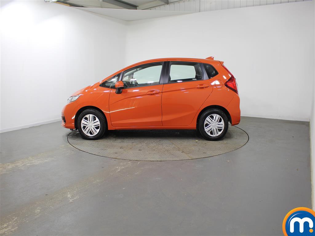 Honda Jazz S Manual Petrol Hatchback - Stock Number (955636) - Passenger side