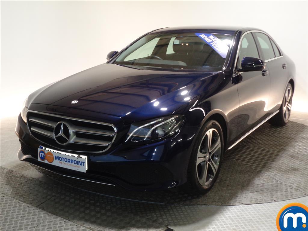Mercedes-Benz E Class SE - Stock Number (954238) - Passenger side front corner